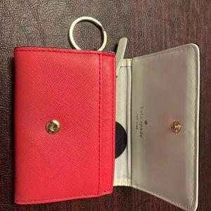 kate spade Accessories - Kate Spade keyring wallet